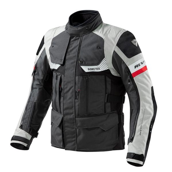 REV'IT! Defender Pro GTX jacket Antraciet - Zwart