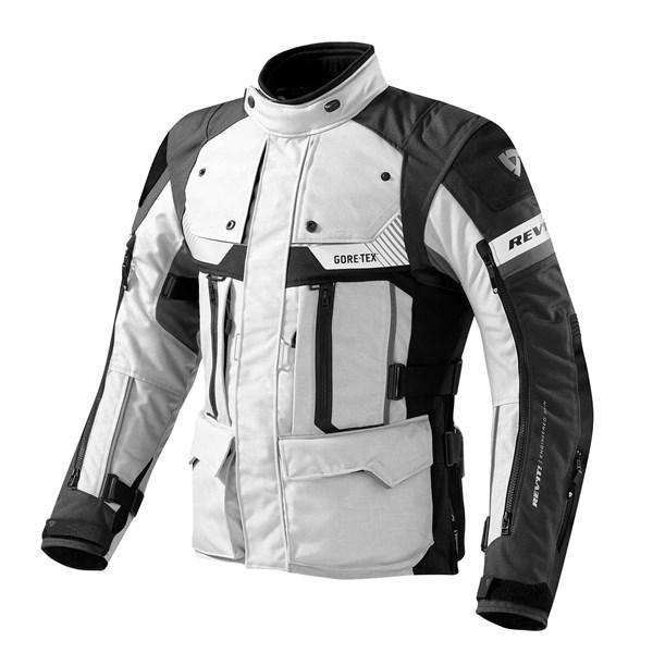 REV'IT! Defender Pro GTX jacket Gris - Noir