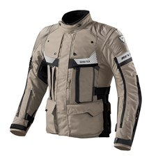 REV'IT! Defender Pro GTX jacket Zand - Zwart