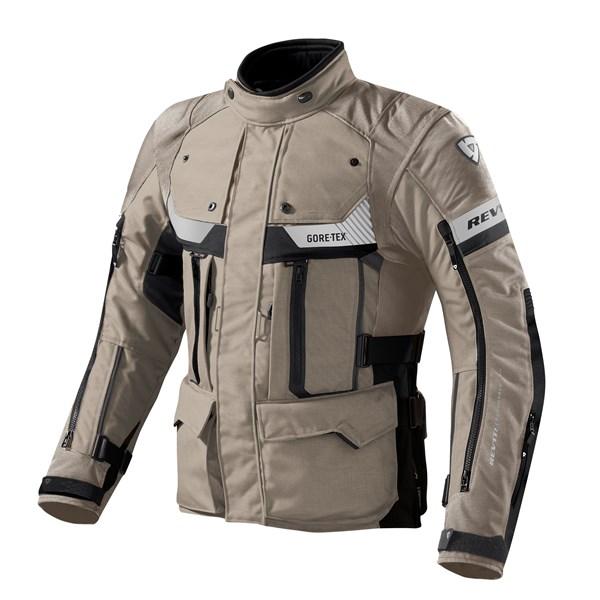 REV'IT! Defender Pro GTX jacket Sable - Noir