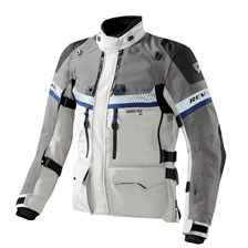 REV'IT! Dominator GTX jacket Grijs - Zwart