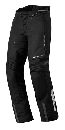 REV'IT! Defender Pro GTX pants Zwart Kort