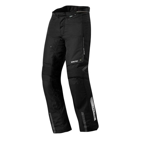 REV'IT! Defender Pro GTX pants Zwart Kort