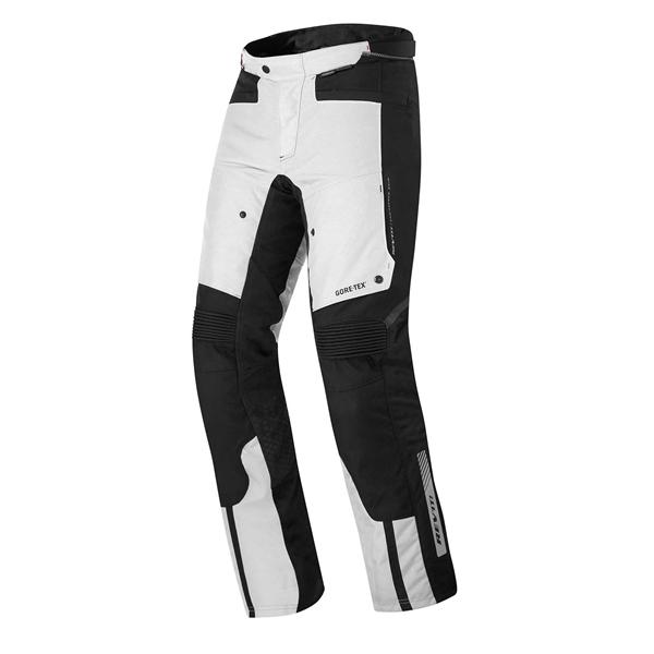 REV'IT! Defender Pro GTX pants Gris - Noir Courtes