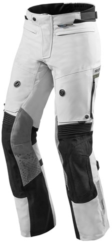 REV'IT! Dominator 2 GTX pants Gris - Vert Courtes