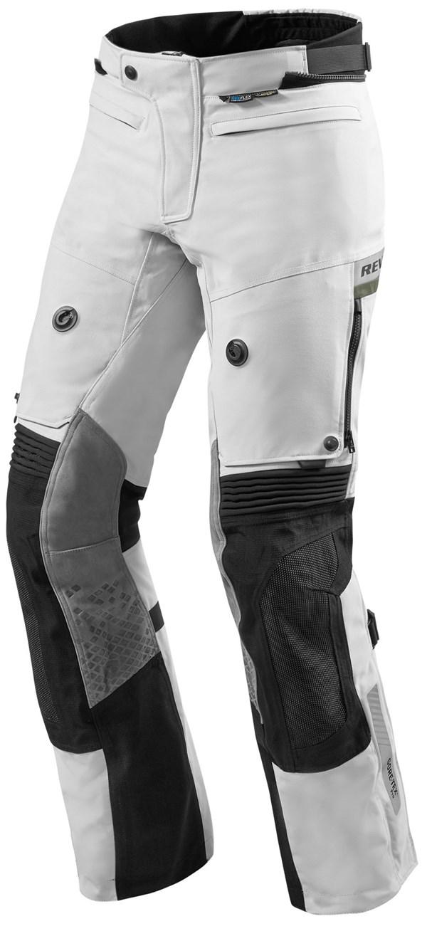 REV'IT! Dominator 2 GTX pants Grijs - Groen Lang