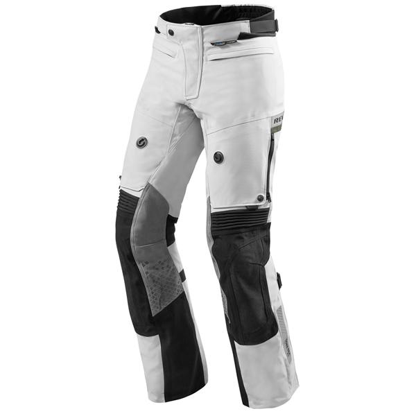 REV'IT! Dominator 2 GTX pants Gris - Vert Longues