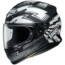 SHOEI NXR Variable Mat Noir-Blanc-Gris TC-5