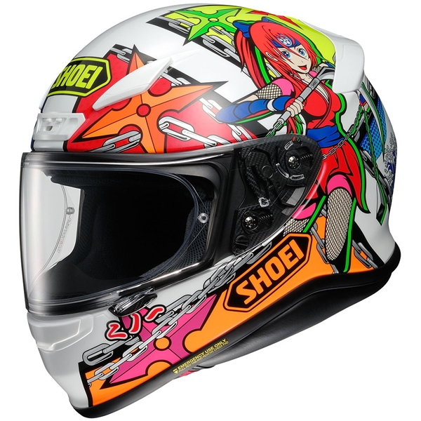 SHOEI NXR Stimuli TC-10