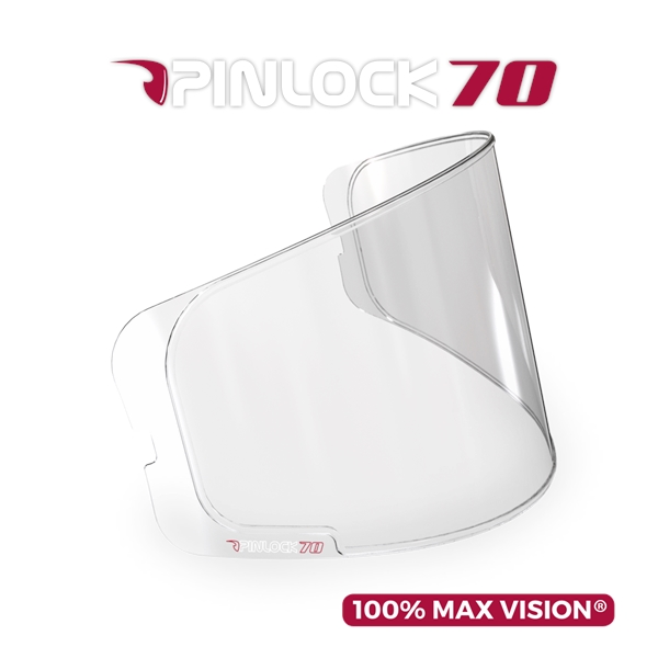 SHARK Pinlock VZ150 Transparant V4
