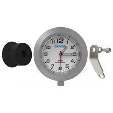 OXFORD Horloge analogique Anaclock Argent