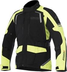 ALPINESTARS Andes V2 Drystar Jacket Zwart-Geel Fluo