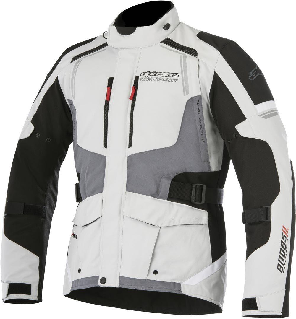 4aac0537e ALPINESTARS Andes V2 Drystar Jacket Gris-Noir