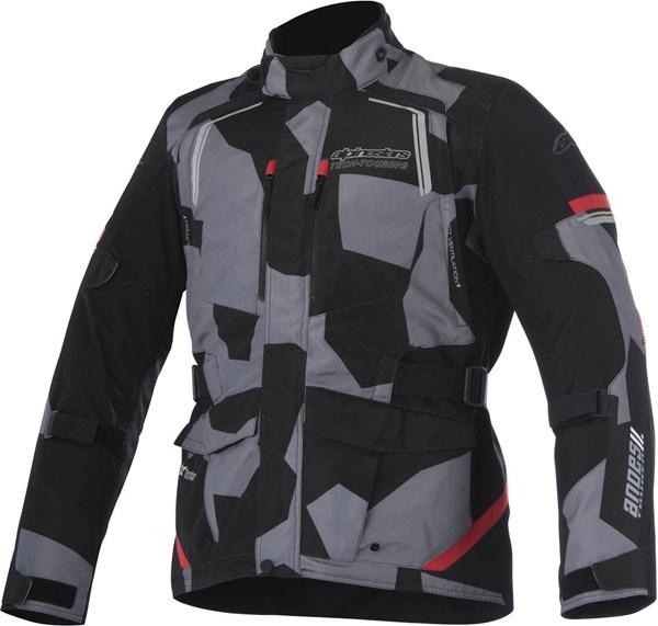 ALPINESTARS Andes V2 Drystar Jacket Gris Camo