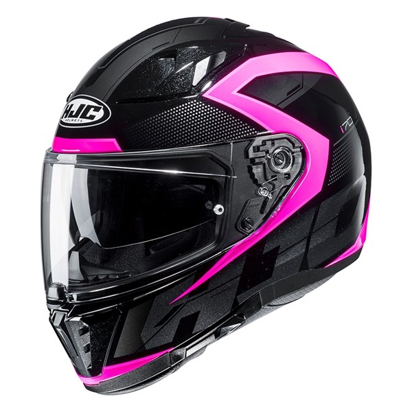 HJC I70 Asto Zwart - Grijs - Roze