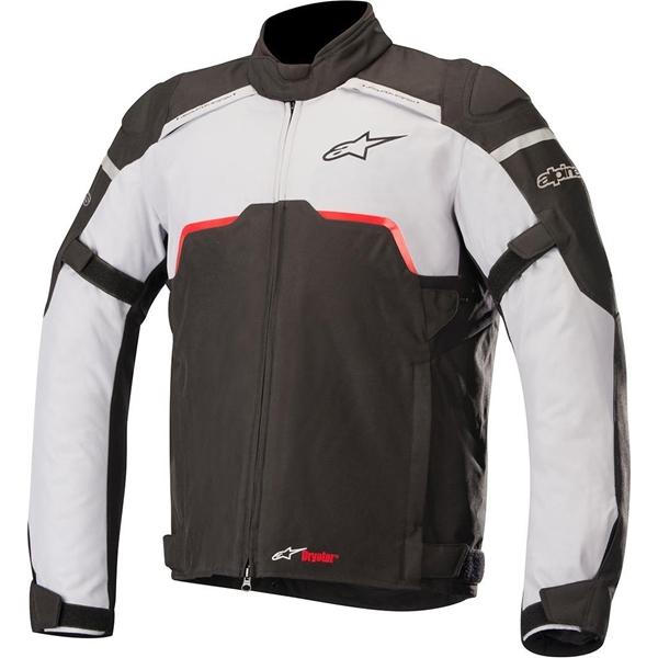 ALPINESTARS Hyper Drystar Jacket Zwart-Grijs