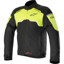 ALPINESTARS Hyper Drystar Jacket Noir-Jaune Fluo