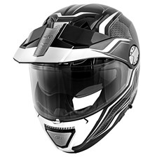 GIVI X.33  Canyon Layers Zwart - Wit