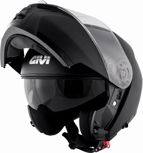 GIVI X.20 Expedition mat Noir