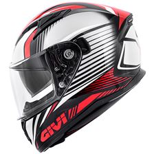 GIVI 50.6 Stoccarda Glade Noir-Rouge
