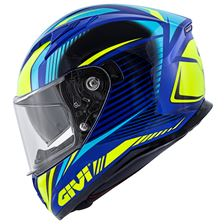 GIVI 50.6 Stoccarda Glade Blauw-Geel