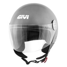 GIVI 10.7 Mini J-Solid Mat Titanium Mat