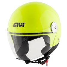 GIVI 10.7 Mini J-Solid Jaune Fluo