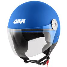 GIVI 10.7 Mini J-Solid Mat Bleu Mat