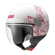 GIVI 10.7 Mini J-Grafic Art nouveau pink