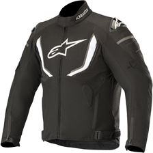 ALPINESTARS T-GP R V2 Waterproof Zwart-Wit