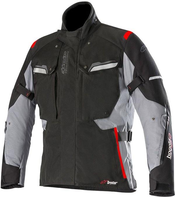 ALPINESTARS Bogota V2 Drystar Jacket Noir-Gris