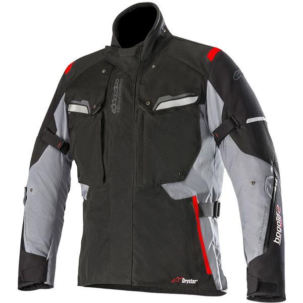 ALPINESTARS Bogota V2 Drystar Jacket Zwart-Grijs