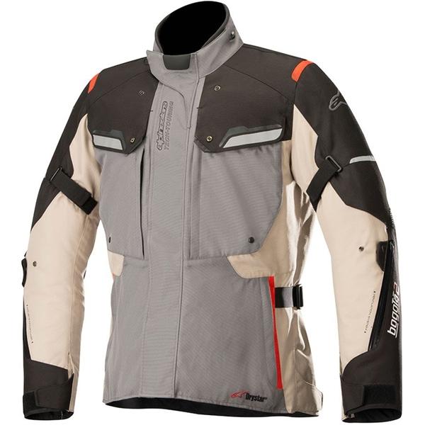 ALPINESTARS Bogota V2 Drystar Jacket Grijs-Zand-Zwart