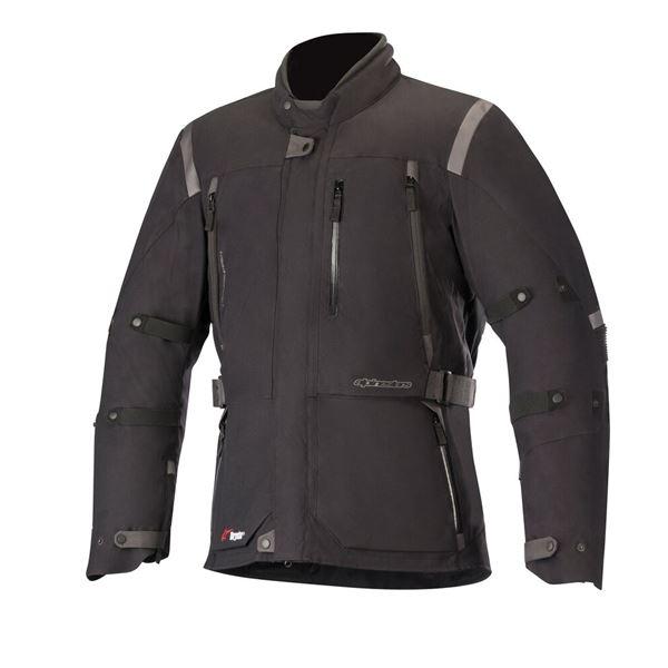 ALPINESTARS Distance Drystar Jacket Zwart