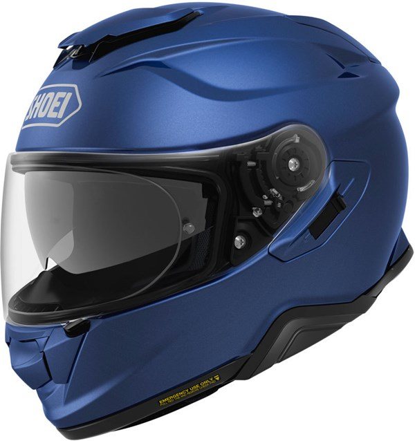 SHOEI GT-Air II Mat blauw metallic
