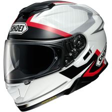 SHOEI GT-Air II Affair Wit-Zwart-Rood TC-6