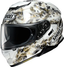 SHOEI GT-Air II Conjure Blanc-Or TC-6