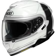 SHOEI GT-Air II Crossbar Blanc-Noir TC-6