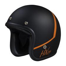 IXS iXS 89 2.0 Mat Zwart - Oranje