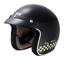 IXS iXS 77 2.0 Zwart - Wit