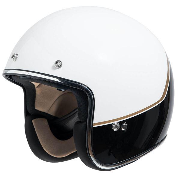 IXS iXS 77 2.2 Wit - Zwart - Goud