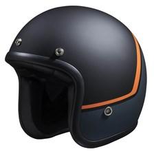 IXS iXS 77 2.2 Mat Zwart - Grijs - Oranje