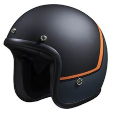 IXS iXS 77 2.2 Mat Noir - Gris - Orange