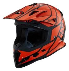IXS iXS 361 2.1 Noir - Orange