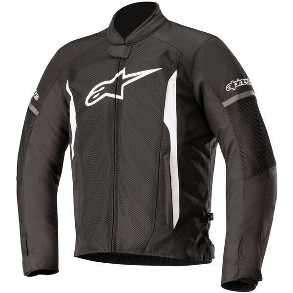 ALPINESTARS T-Faster Air Jacket Zwart-Wit