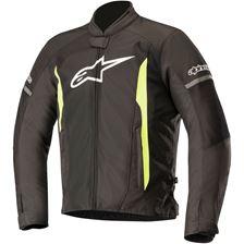 ALPINESTARS T-Faster Air Jacket Noir-Jaune Fluo