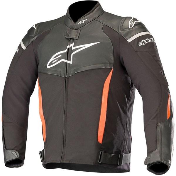 ALPINESTARS SP-X Jacket Zwart-Rood Fluo