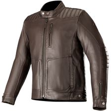 ALPINESTARS Crazy Eight Jacket Marron Tabac