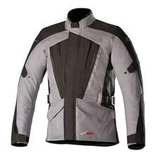ALPINESTARS Volcano Drystar Jacket Zwart-Donker Grijs