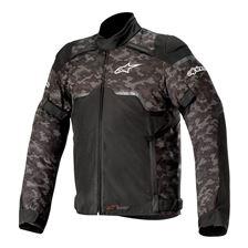 ALPINESTARS Hyper Drystar Jacket Zwart-Camo